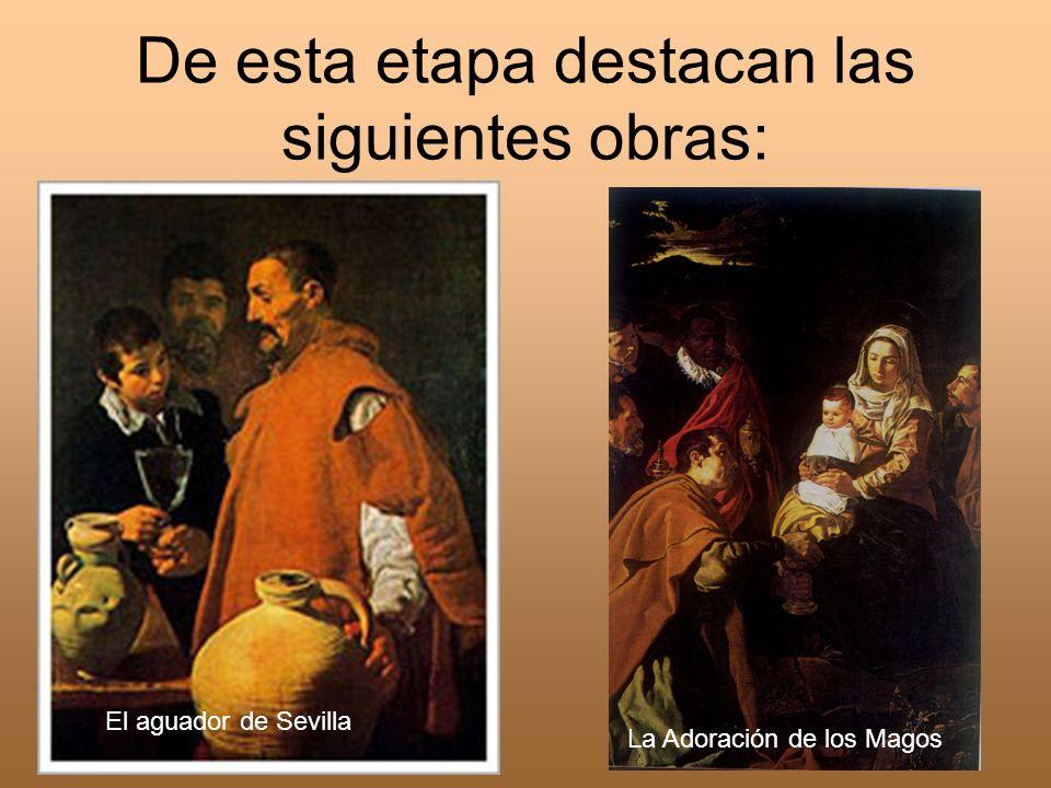 LA FAMILIA DE VELÁZQUEZ Virgen María: Juana Pacheco, mujer de Velázquez.