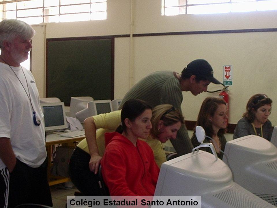 Colégio Estadual Santo Antonio Pinhão – NRE - Guarapuava