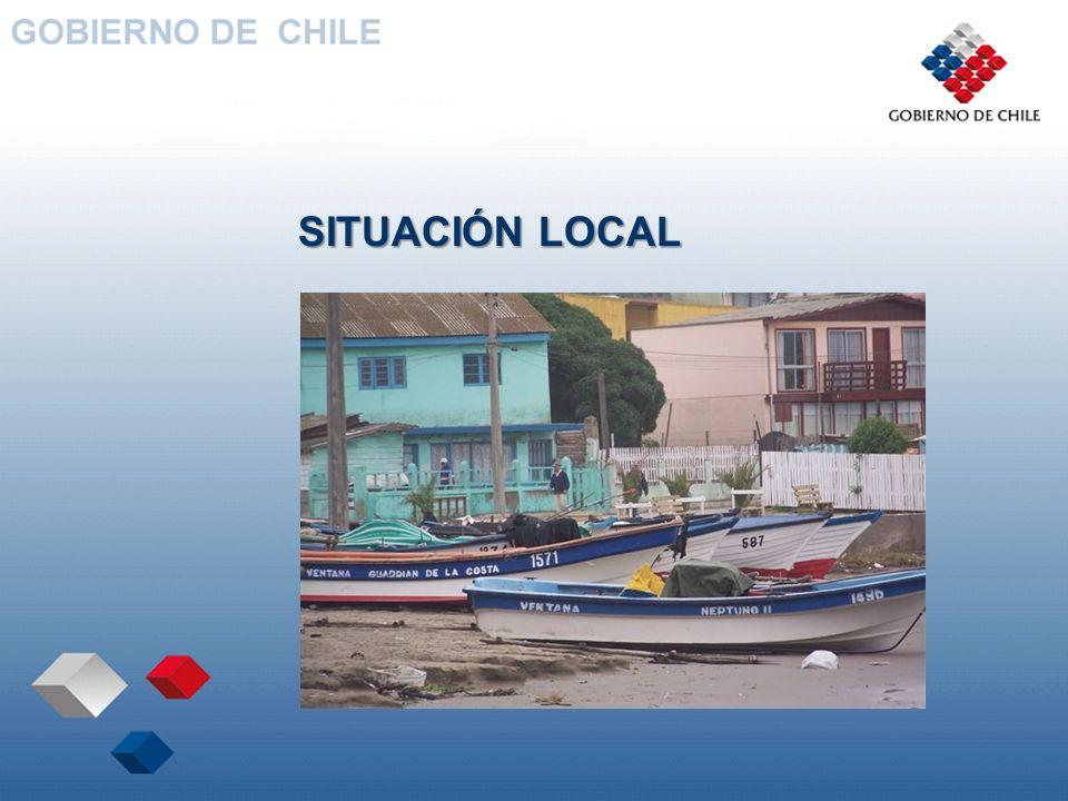 Quintero INDICADORES INFRAESTRUCTURA Fuente: GORE- Fichas comunales