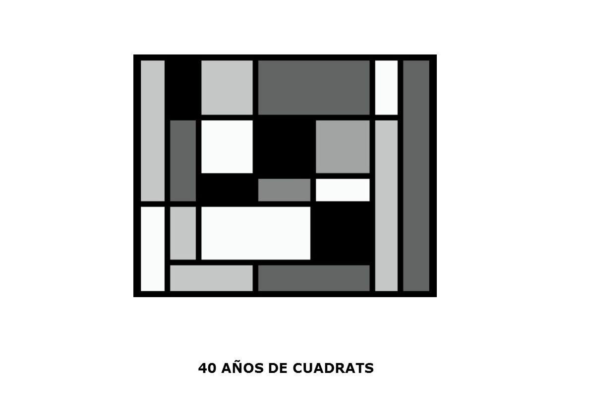 40 AÑOS DE CUADRATS