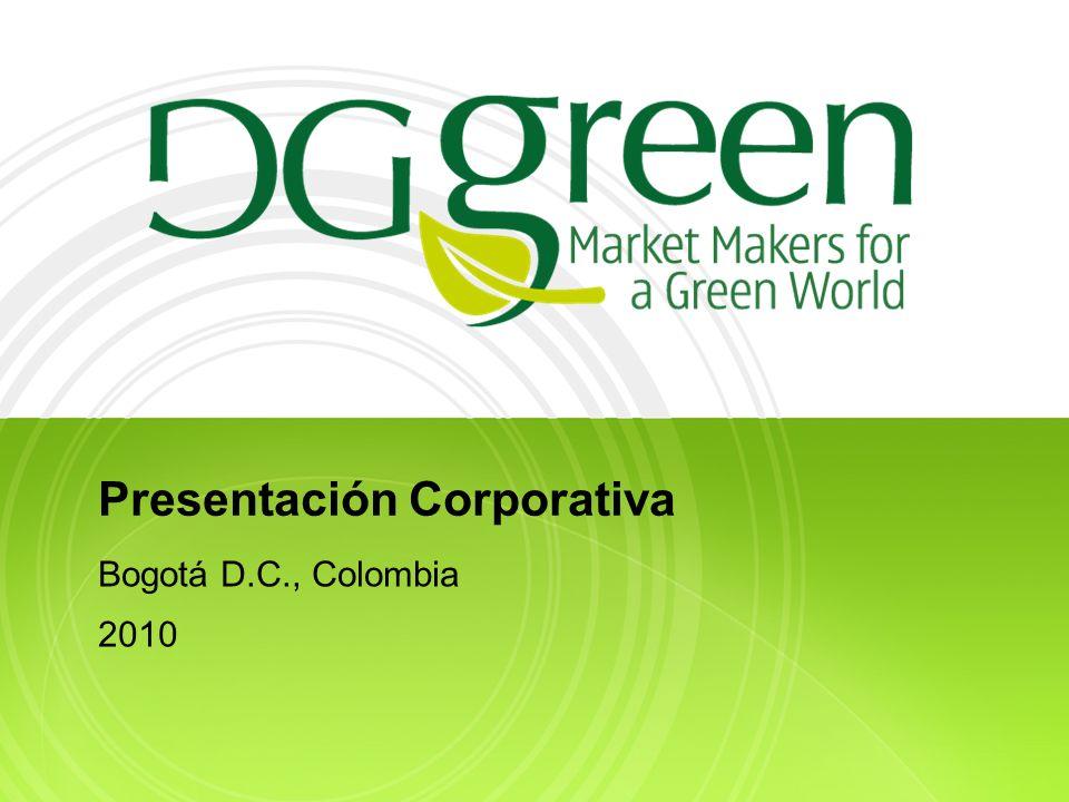 Presentación Corporativa Bogotá D.C., Colombia 2010