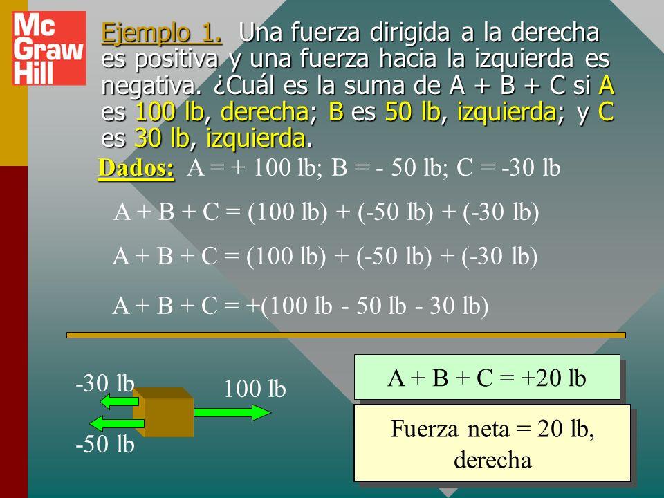 Ejemplo 6: Use geometría para determinar en la figura los ángulos desconocidos y.