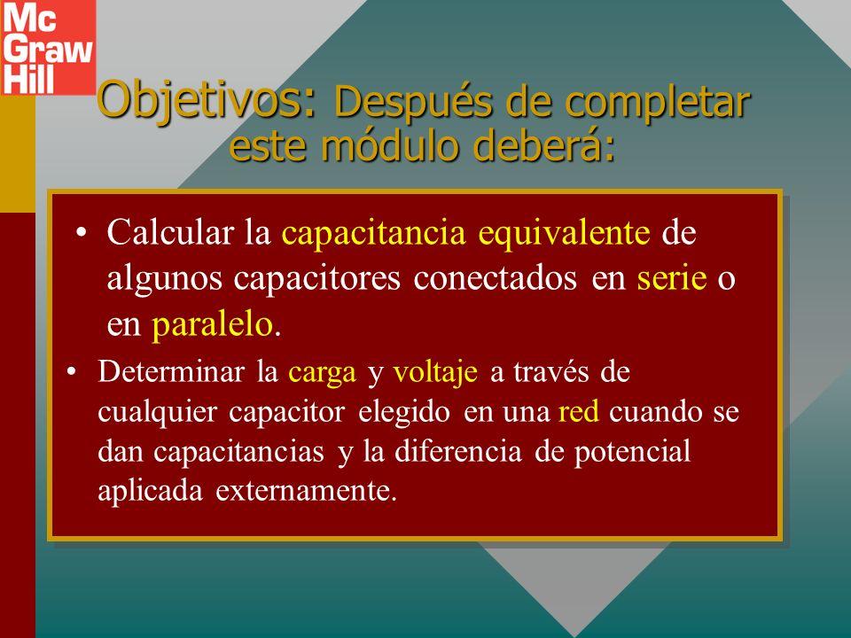 Capítulo 26B – Circuitos con capacitores Presentación PowerPoint de Paul E. Tippens, Profesor de Física Southern Polytechnic State University Presenta