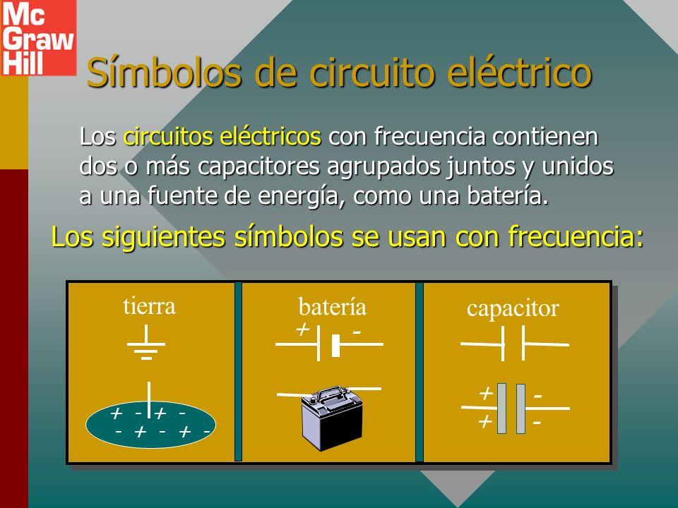 Objetivos: Después de completar este módulo deberá: Calcular la capacitancia equivalente de algunos capacitores conectados en serie o en paralelo. Det