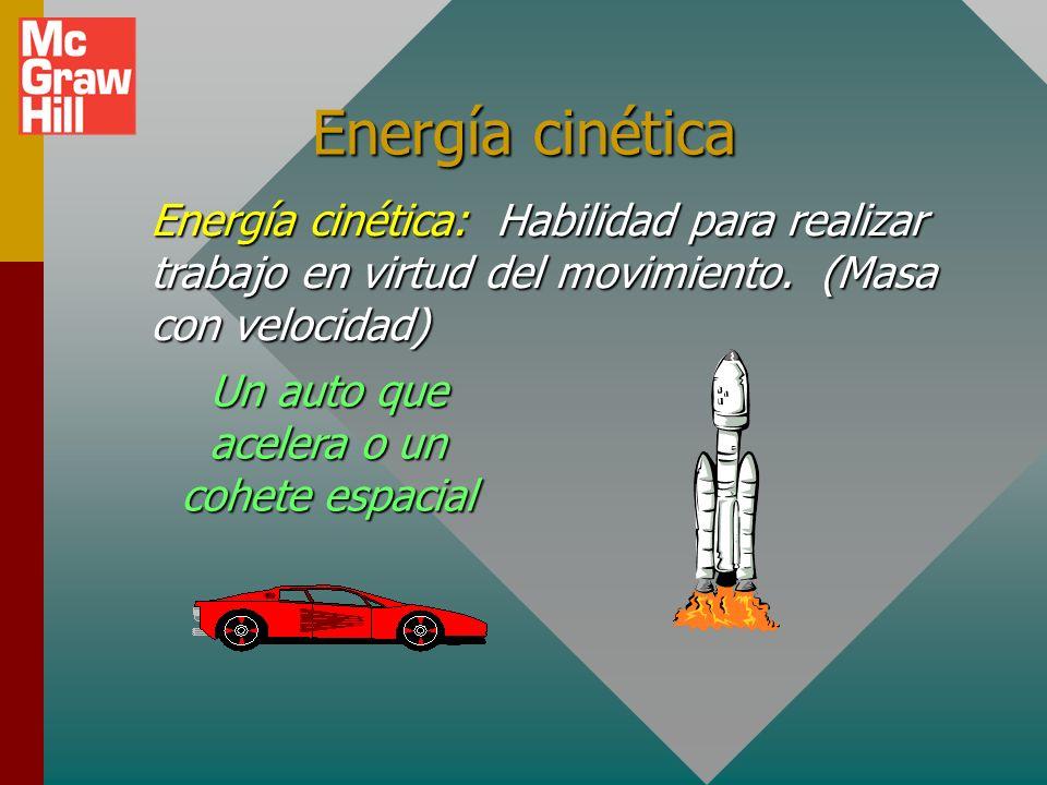 Problema ejemplo: ¿Cuál es la energía potencial de una persona de 50 kg en un rascacielos si está a 480 m sobre la calle? Energía potencial gravitacio