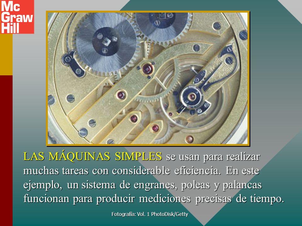Capítulo 12 – Máquinas simples Presentación PowerPoint de Paul E. Tippens, Profesor de Física Southern Polytechnic State University © 2007