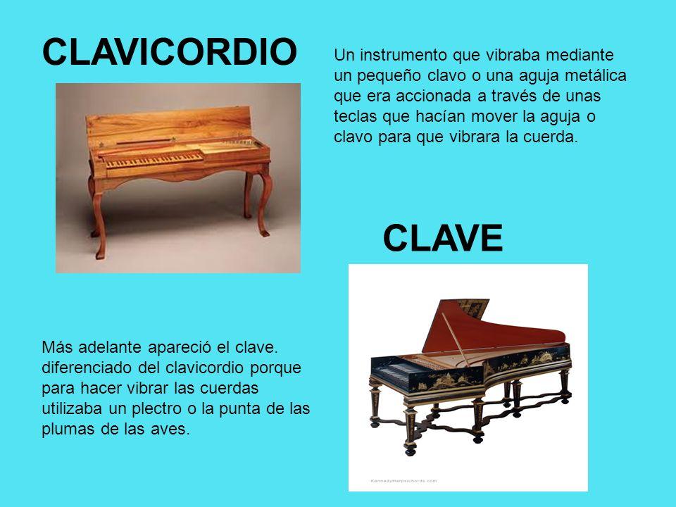 La invención del piano moderno, también llamado pianoforte se acredita al italiano Bartolomeo Cristofori.