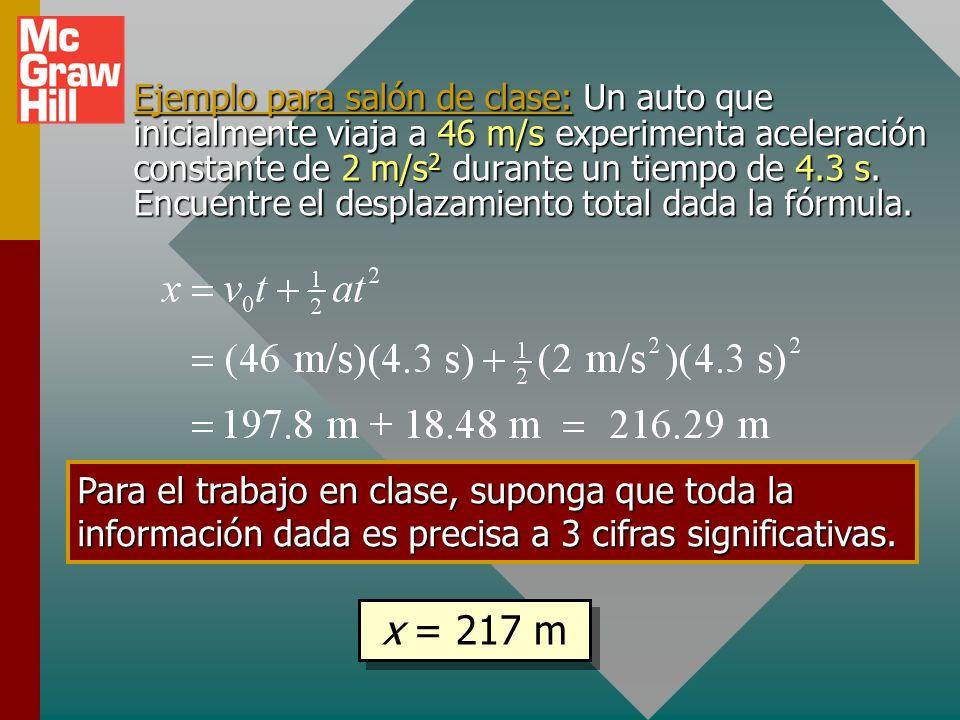 Trabajar con números El trabajo en clase y el de laboratorio se deben tratar de modo diferente. En clase, por lo general no se conocen las incertidumb