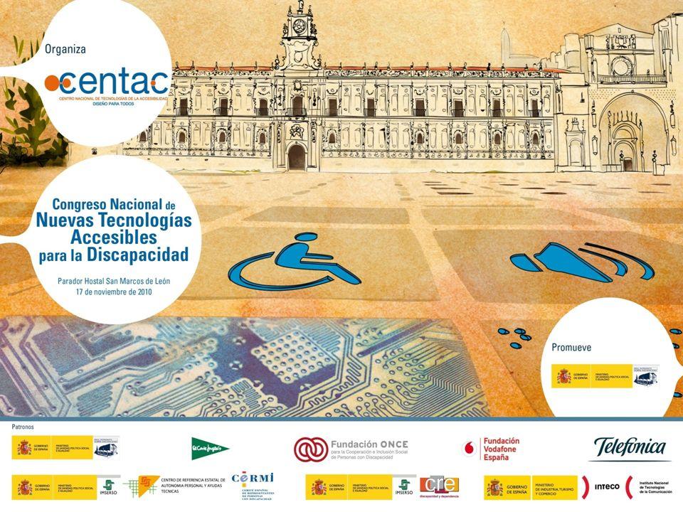 Estrategía i2010 Tecnologías digitales: -Abierto a todos -Sin barreras -Superar exclusión social y economico eInclusión un pilar básico de la estrategia
