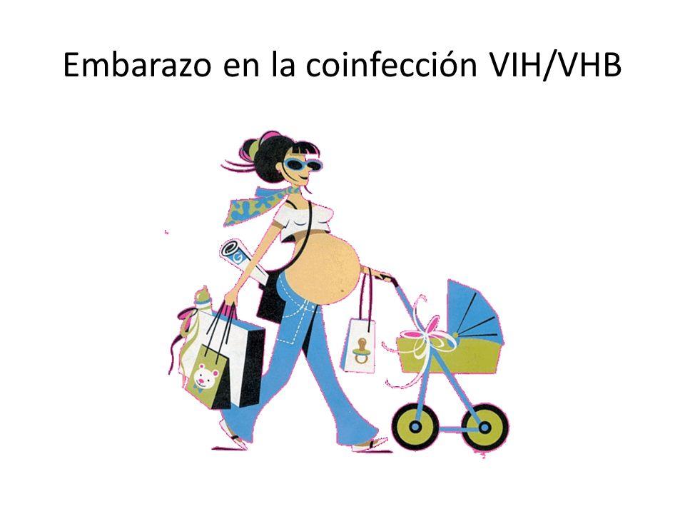 Embarazo en la coinfección VIH/VHB