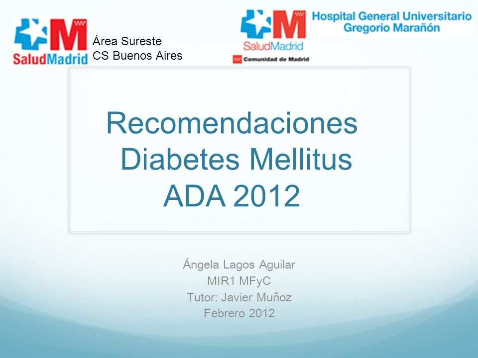 DIABETES CARE, VOLUME 35, SUPPLEMENT 1, JANUARY 2012. care.diabetesjournals.org
