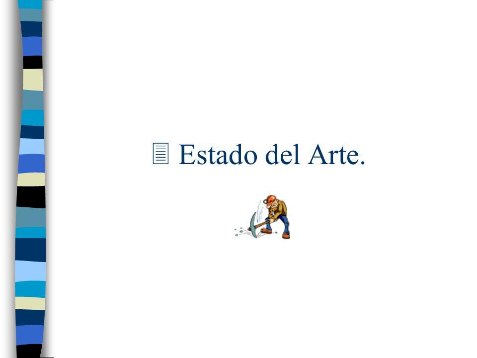 3 Estado del Arte.