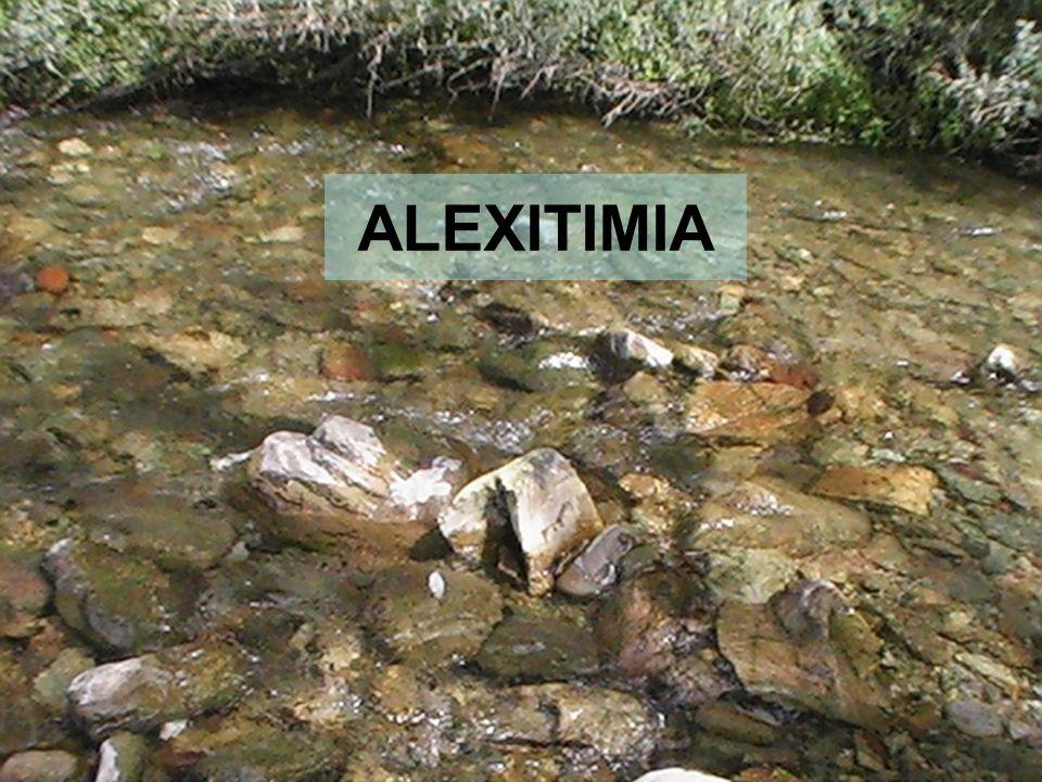 10 ALEXITIMIA