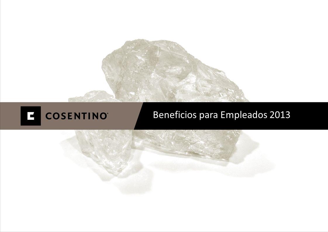1 1 Beneficios para Empleados 2013