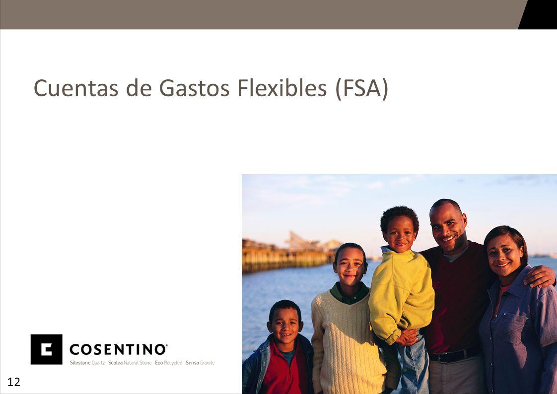 12 Cuentas de Gastos Flexibles (FSA) 12