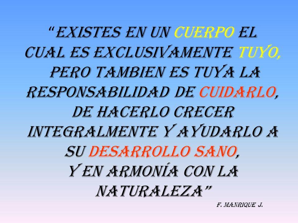 ACTIVIDAD FISICA Y SALUD Esp. FERNANDO MANRIQUE JAIMES