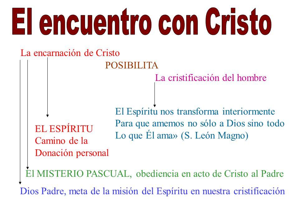 El ACONTECIMIENTO CRISTO es el sí definitivo de Dios a la humanidad.