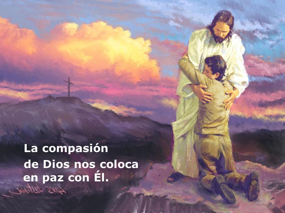 Cristo vino a salvarnos de nuestros pecados.