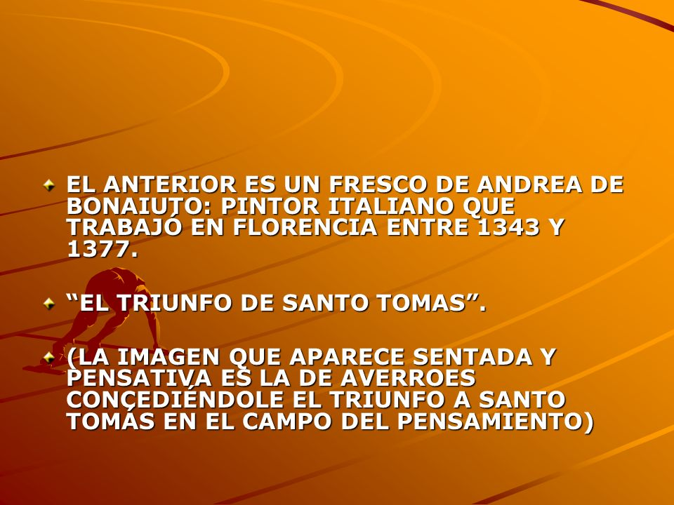 AVERROES: ARABE ANDALUZ: 1126-1198