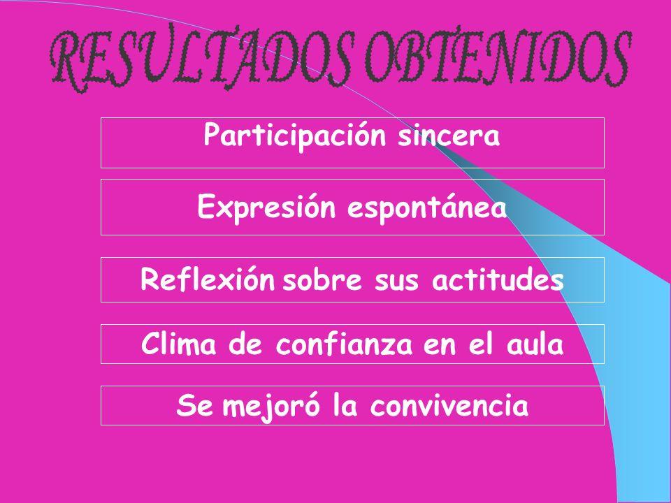 - Las asambleas de aula -Formular normas de convivencia en positivo.