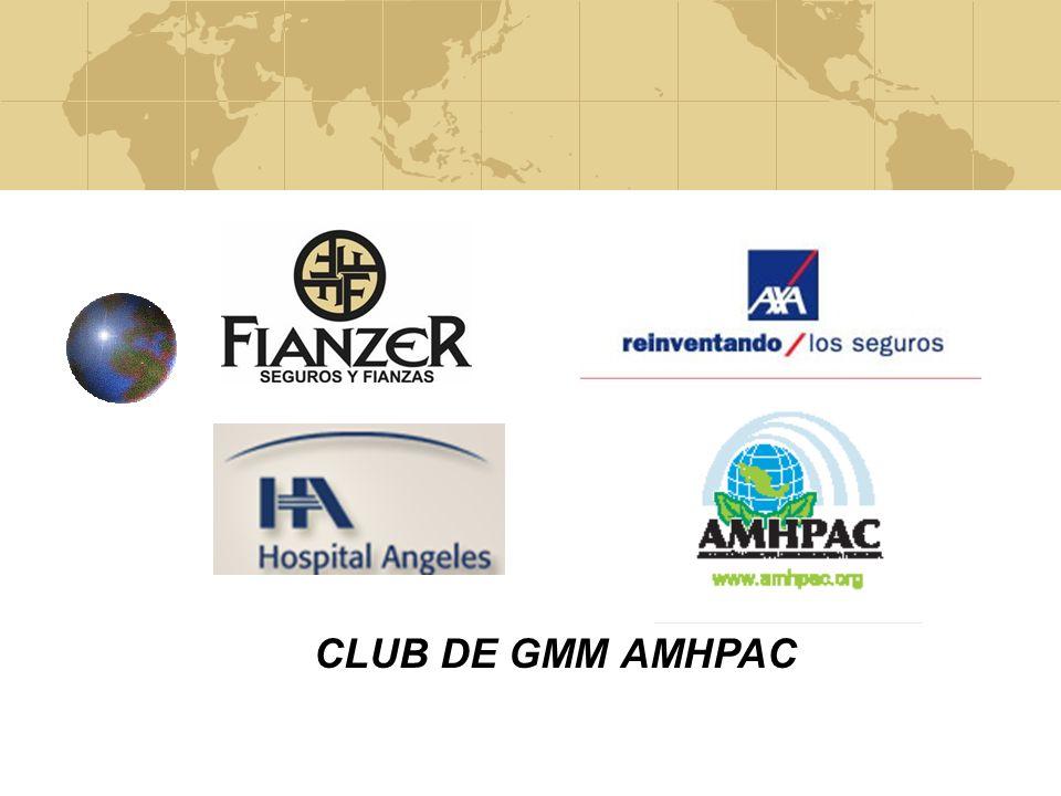 CLUB DE GMM AMHPAC