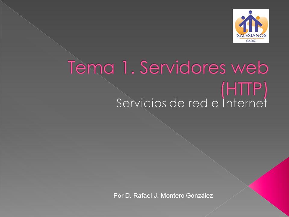 Alojamiento virtual basado en IPs Servidor tiene diferentes IP por cada servidor web virtual.