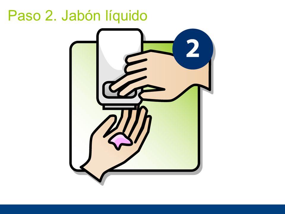 Paso 2. Jabón líquido