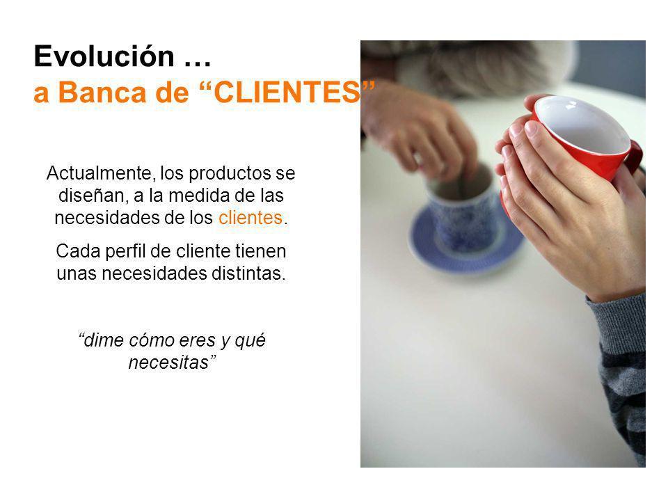Actualmente, los productos se diseñan, a la medida de las necesidades de los clientes.