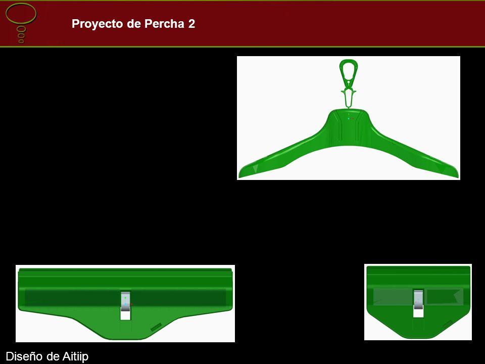Diseño de Aitiip Proyecto de Percha 2