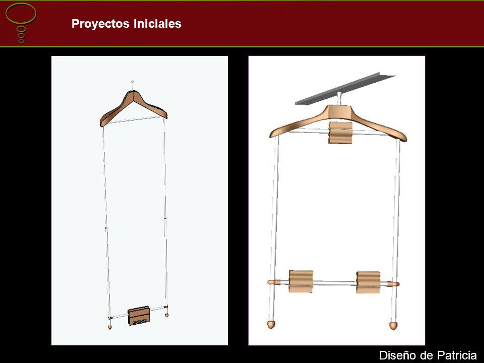 Diseño de Patricia Proyectos Iniciales