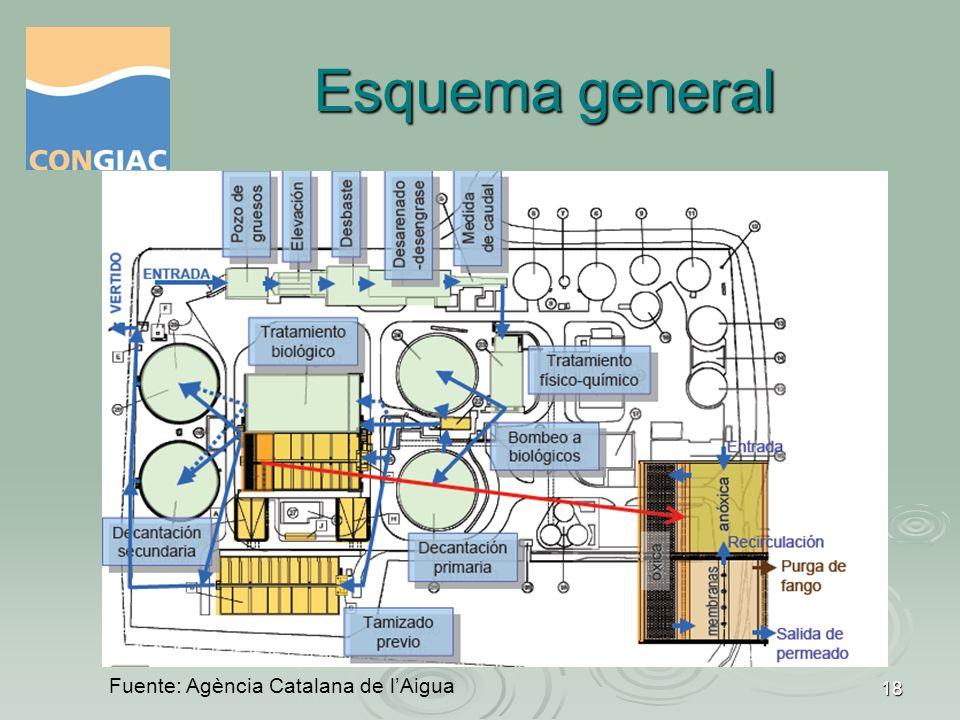 19 Detalle elementos BRM Fuente: Agència Catalana de lAigua
