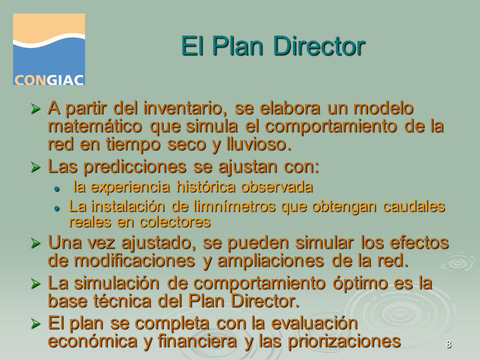 99 Plan Director de saneamiento y desarrollo urbano Es un elemento esencial del desarrollo urbano.