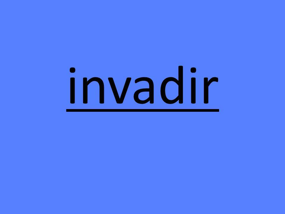 invadir