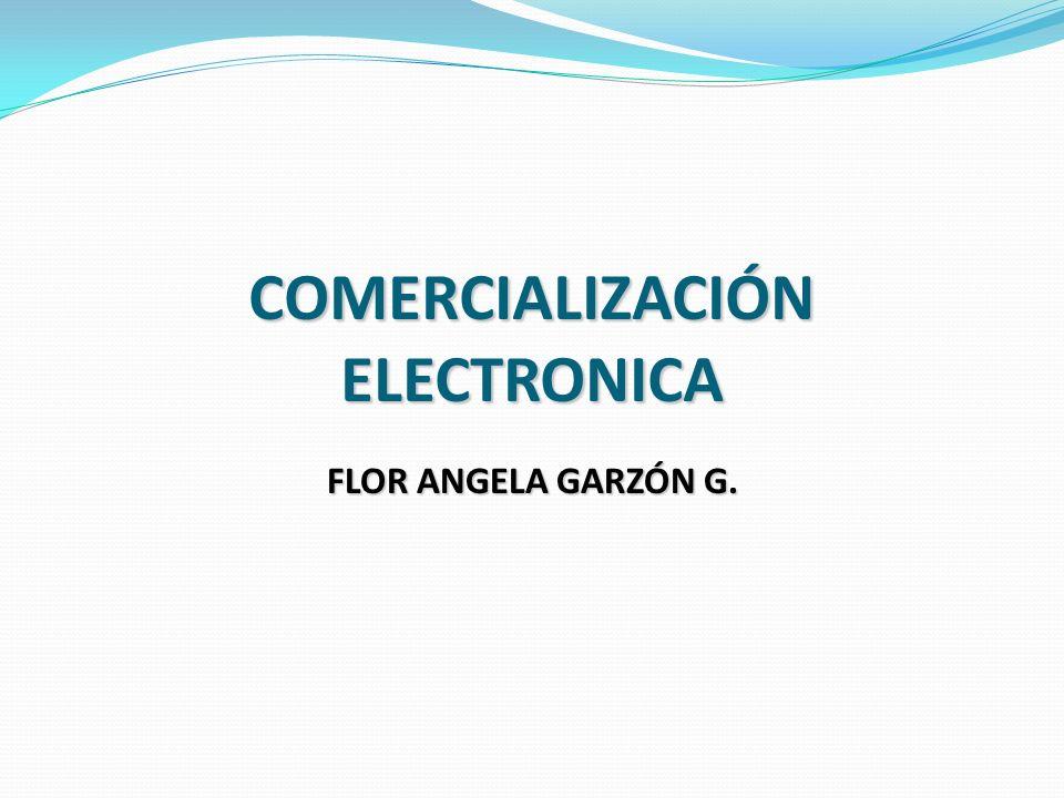 COMERCIALIZACIÓN ELECTRONICA FLOR ANGELA GARZÓN G.