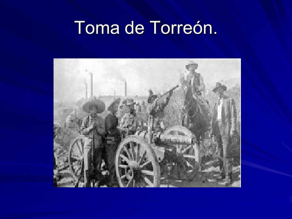 Toma de Torreón.