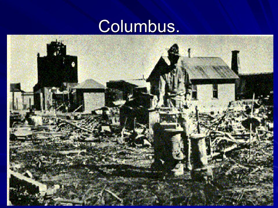 Ataque a Columbus.