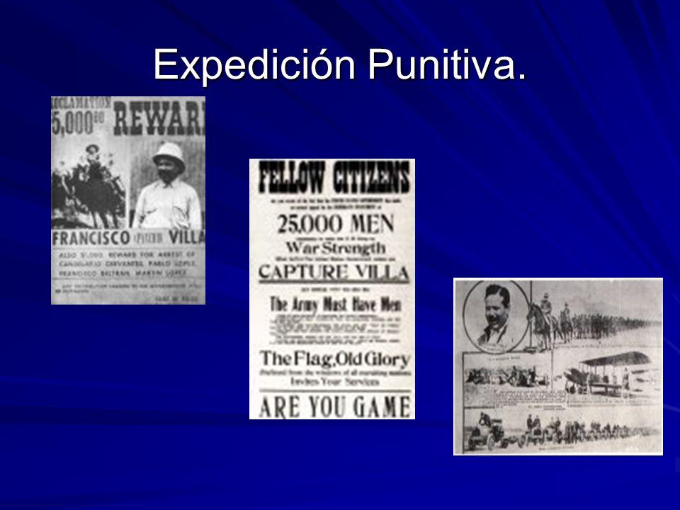 Expedición Punitiva.