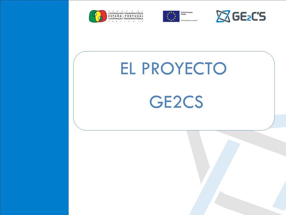 CONFEDERACIÓN DE EMPRESARIOS DE PONTEVEDRA EL PROYECTO GE2CS
