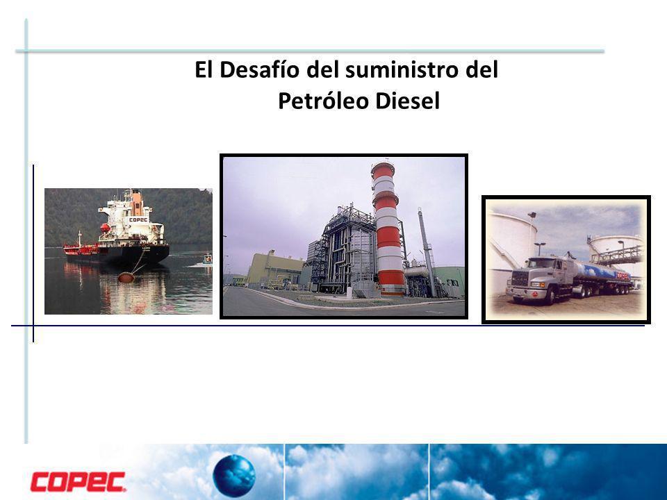Octubre 2007 El Desafío del suministro del Petróleo Diesel