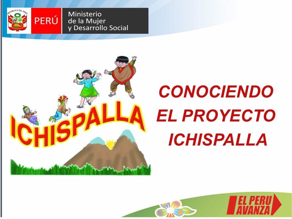 CONOCIENDO EL PROYECTO ICHISPALLA