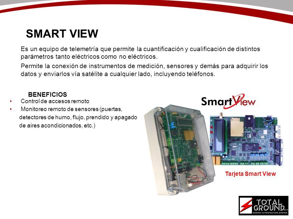 Es un equipo de telemetría que permite la cuantificación y cualificación de distintos parámetros tanto eléctricos como no eléctricos. Permite la conex