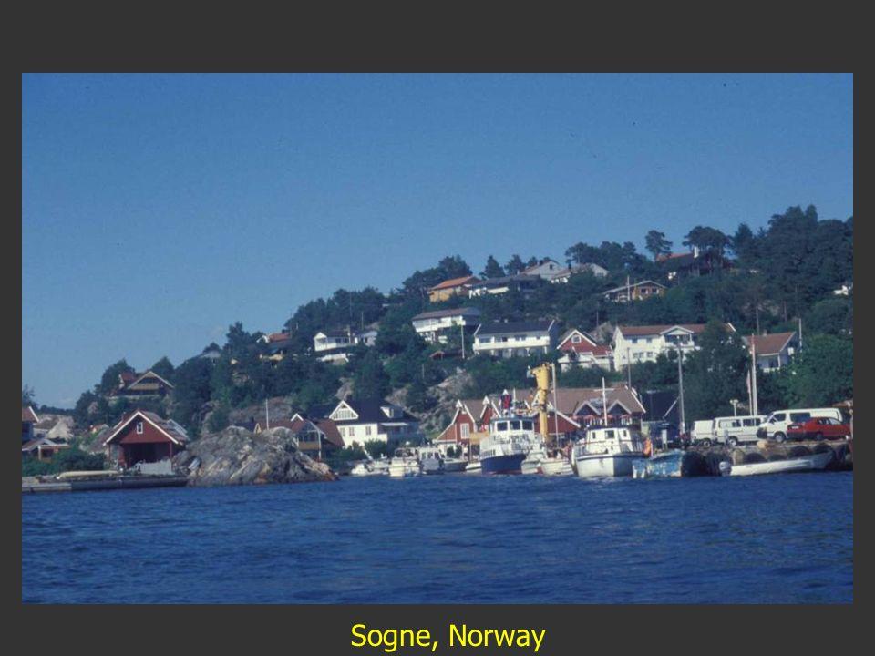 Sogne, Norway