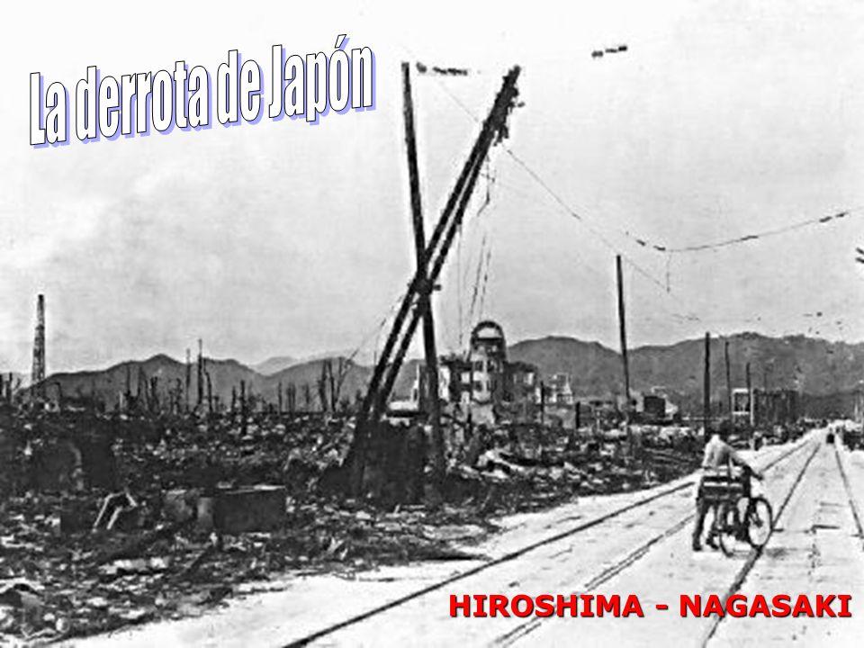 HIROSHIMA - NAGASAKI