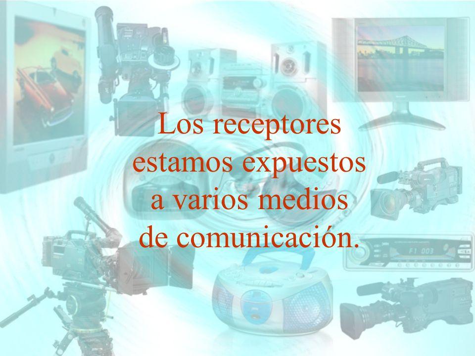 El receptor aumenta su acervo de datos y modifica su comportamiento respecto a sí mismo y a su entorno físico y social.