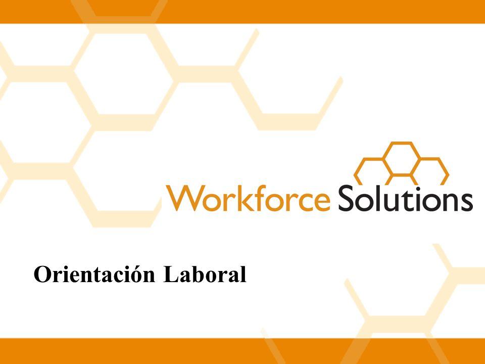 Bienvenido a Workforce Solutions Workforce Solutions es una agencia de colocación líder.