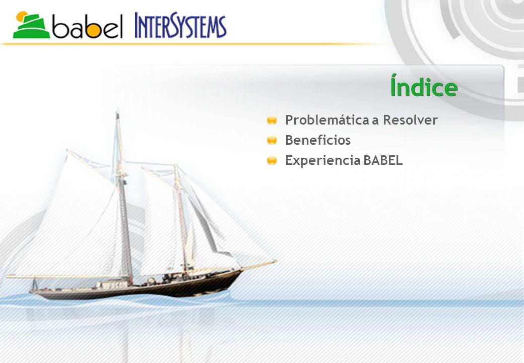 ene-1413 Experiencia de BABEL Solución Tecnológica.