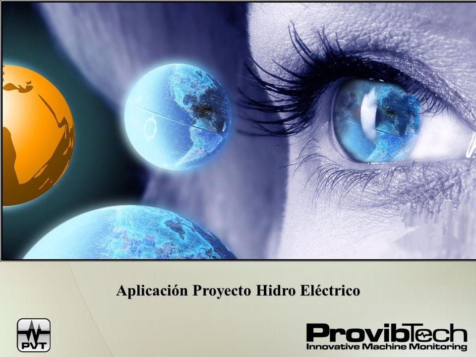 Aplicación Proyecto Hidro Eléctrico