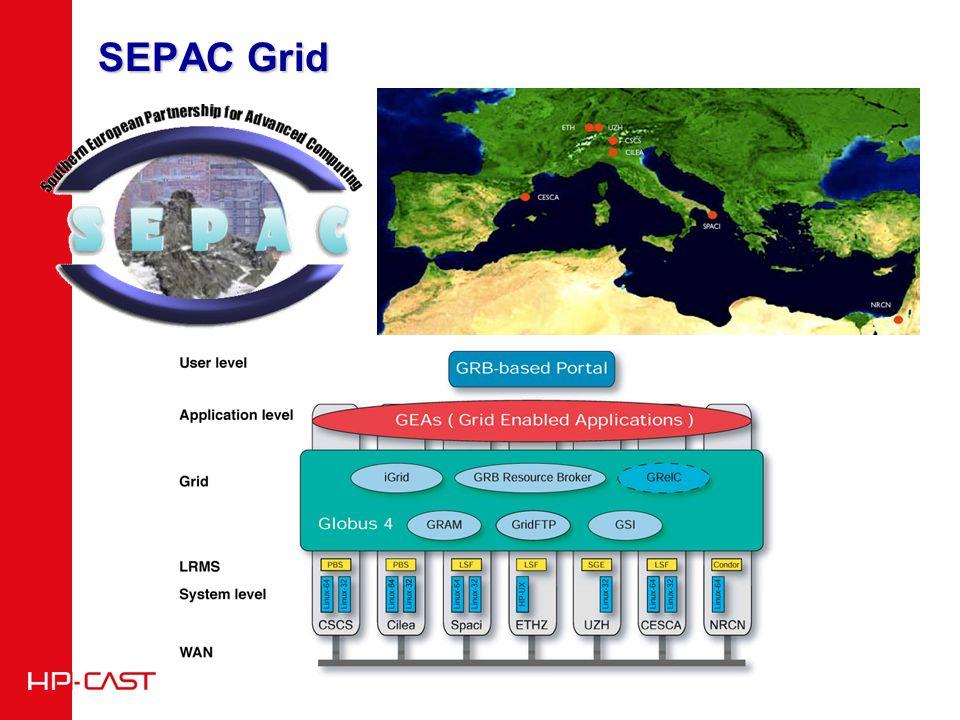 SEPAC Grid