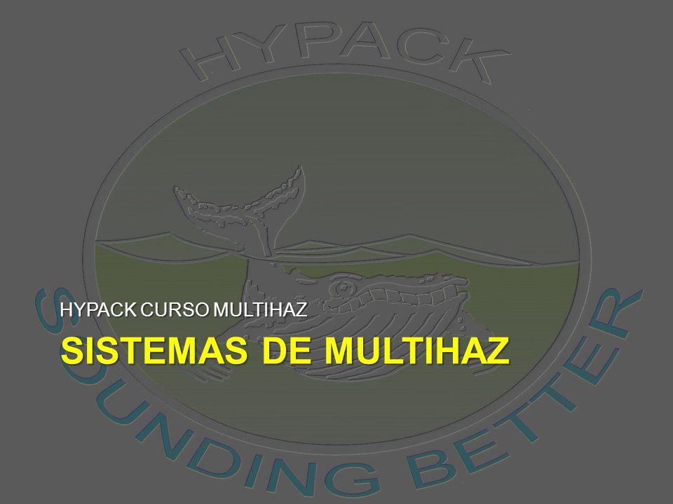 SISTEMAS DE MULTIHAZ HYPACK CURSO MULTIHAZ