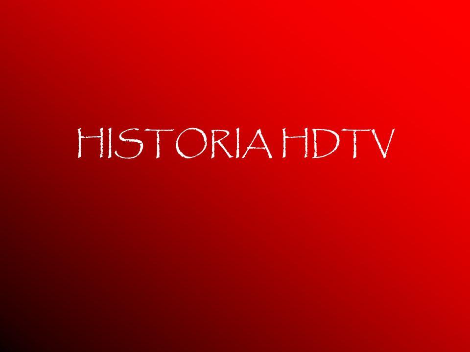 HISTORIA HDTV